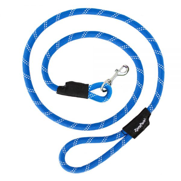 Climbers Dog Leash – Blue 1.5M (6 Feet)