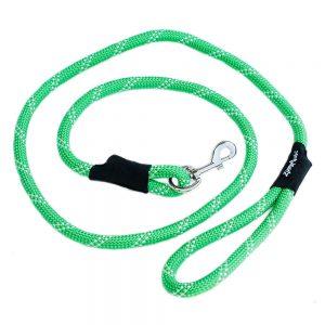 Climbers Dog Leash – Green 1.5M (6 Feet)