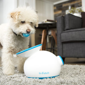 IFetch Original – Automatic Dog Ball Launcher For Small & Medium Dogs