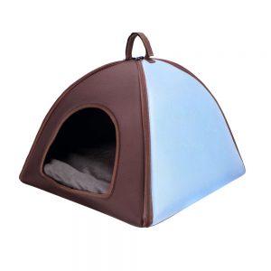 dog tent cave pet bed