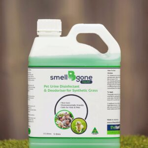 Pet Urine Disinfectant and Deodoriser for Synthetic Grass